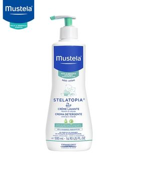 Mustela stelatopia crema lavante 200 ml