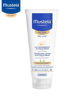 Mustela latte nutriente alla cold cream 200 ml
