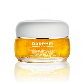 Darphin Maschera Viso Anti Stress detossinante all'olio Vetiver 50 ml
