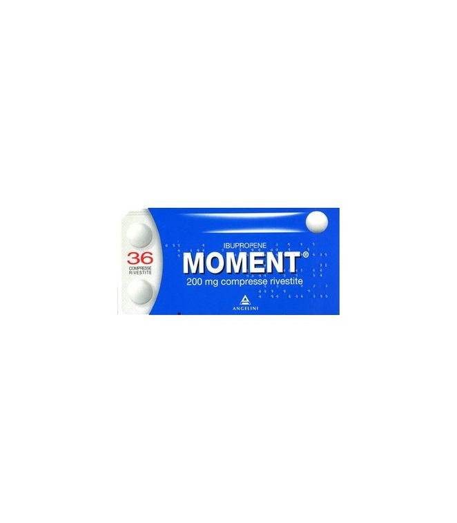 Moment 36 cpr riv 200mg