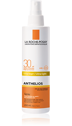 Anthelios SPF 30+ Spray 200ml