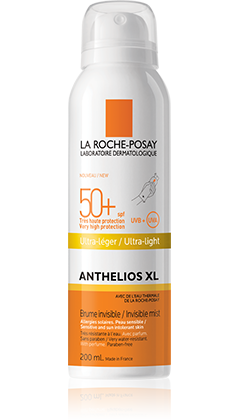 ANTHELIOS XL SPF 50+ Spray Invisibile ULTRA-LEGGERO